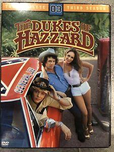 Dukes of Hazzard - The Complete Third Season (DVD, 2005, 4-Disc Set)