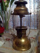 PETROMAX LANTERN 826  LAMP GERMANY COLLECTIBLES BRASS  KEROSENE