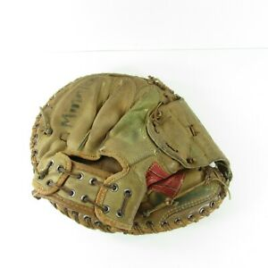 Vintage Rawlings DB35 Steve Yeager Catchers Mitt Right Handed Thrower VTG