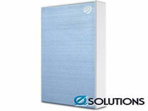 "Seagate 4TB 2.5"" USB3.0 (BLUE) Portable External Hard Drive  STHP4000402"
