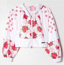adidas Stella McCartney StellaSport SC ROSE Jacket ~ XSmall ~ Solred - AH8925