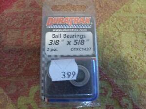 Duratrax 3/8x5/8 Bearings DTXC1437 3/8 x 5/8
