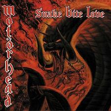 Motorhead Snake Bite Love LP Vinyl European Steamhammer 2017 11 Track With