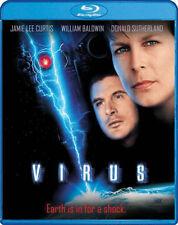 VIRUS (Jamie Lee Curtis) - BLU RAY - Region A