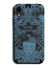 Dark Turquoise Green Female Model Phone Case Cover Girl Woman Colour E355