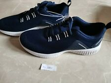 BNIB FILA Verso Navy blue trainers shoes sneakers men running exercise jogging