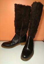 Elizabeth Stuart Tall Brown boots Size UK 5
