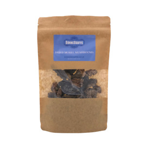 Dried Morel Mushrooms, Imported from France 25g Bag Soup Stew Catering