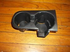 05-07 JEEP LIBERTY CENTER CONSOLE CUP HOLDER LINER LIMITED 4X4 4X2 RENEGADE 06