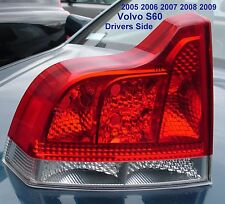 DRIVERS SIDE TAIL LIGHT LAMP ASSEMBLY For 05 06 07 08 09 Volvo S60 S60R # 789647