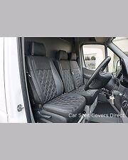 Volkswagen VW Crafter Van Custom Tailored Waterproof Diamond Seat Covers