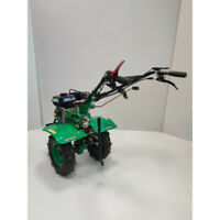 Cultivator Tiller mini tractor rotavator 7.5HP 5.5kW 1 year warranty