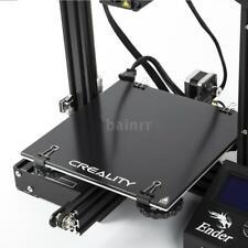 Creality 3d Ender-3 Surface de construction Plaque de Verre lit chauffant H2g6