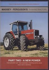STORY OF MASSEY FERGUSON 3000 3600 SERIES Part 2 A NEW POWER Thinking Tractors