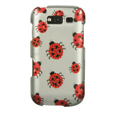 T-Mobile Samsung Galaxy S BLAZE 4G Spot Diamond HARD Case Phone Cover Lady Bugs