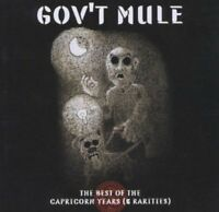 Gov't Mule : Best of the Capricorn Years CD 2 discs (2012) ***NEW*** Great Value