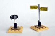 LEGO Space Starter Set: Camera & Lamp Elements NEW split from set 60077