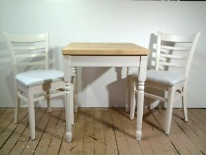 CMJS Dinning Table and 2 Chairs