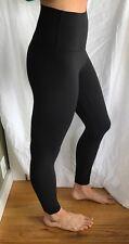 Lululemon Size 2 Align Pant II Black NWT NULU Fabric High Rise Naked Wunder Run