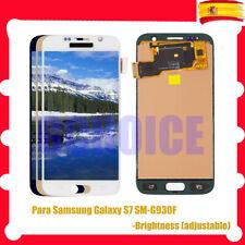 Para Samsung Galaxy S7 SM-G930F Pantalla LCD Completa Táctil Dorada Digitalizado