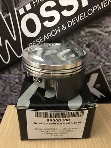 Wossner - SUZUKI DR350R DR350S 1990-'99  80.00mm Forged piston 8600D100