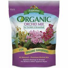Espoma Organic Orchid Mix Potting Soil 4 Quart