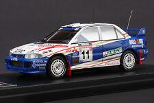 Lancer Evo III #11 1995 Rally New Zealand **Tommi Makinen** -- HPI #8555 1/43