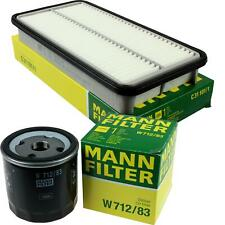 Mann-filter Set for Toyota Celica Coupe AT18_ ST18_ 2.0 Turbo 4WD E8B 1.8 D