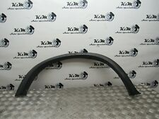 BMW X5 E70 3.0D 07-13 5 REAR DRIVER SIDE WHEEL ARCH COVER MOLDING BLACK 7163560