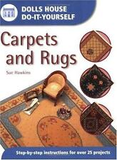 Dolls' House Do It Yourself : Carpets and Rugs by Sue Hawkins (2003, Paperback)