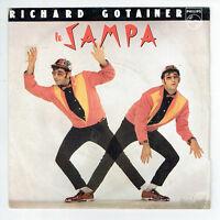 Richard GOTAINER Vinyle 45 tours SP LE SAMPA - POIL AU TABLEAU - PHILIPS 6010414