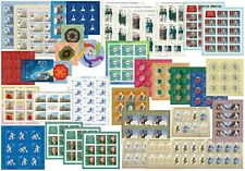 RUSSIA 2017 Q4 part of FULL YEAR Set in FULL SHEETS MNH FREE SHIPPING
