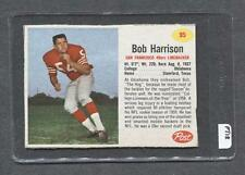 1962 Post #95 Bob Harrison (49ers) (PT18)  Ex+  (Flat Rate Ship)  A1