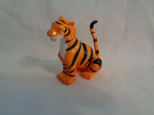 Disney Aladdin Mini Rajah Jasmine's Pet Tiger PVC Figure or Cake Topper Rare