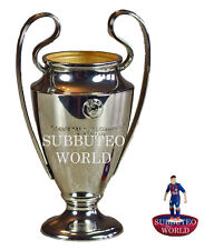UEFA CHAMPIONS LEAGUE TROPHY. OFFICIAL LICENSED PRODUCT. SUBBUTEO CALCIO. 100 mm.