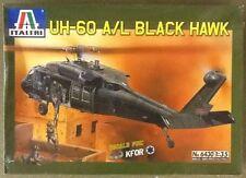 ITALERI 1/35 Sikorsky UH-60 A/L Black Hawk # 6430 NEW SEALED RARE