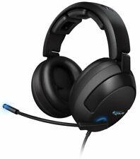 Roccat Kave Solid 5.1 Gaming  Surround-Sound Over-Ear Headset Gamer Kopfhörer