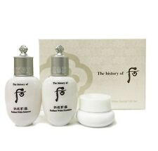 [Whoo] The History of Whoo Seol Radiant White Balancer Lotion Cream Special Gift