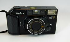 Konica Mt-9 Point and Shoot Film Camera