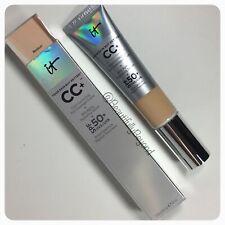 It Cosmetics Cc+ Cream with Spf 50 - Medium - Authentic! Full Size! Nib!