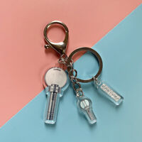Kpop ENHYPEN Lightstick Acrylic Keychain Bag Pendant Charm Keyring