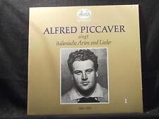 Alfred piccaver-italiana Arien e canzoni