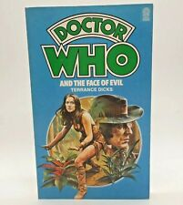 More details for doctor who and the face of evil by terrance dicks (1984, target no. 25 p/b)
