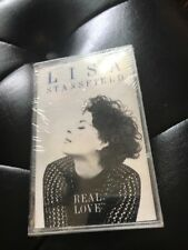 LISA STANSFIELD - REAL LOVE (new sealed audio cassette)