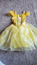 Relibeauty Disney Belle Dress style costume 4T Beauty and the Beast