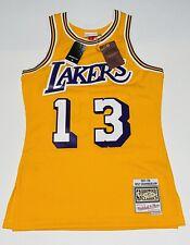 LA Lakers Wilt Chamberlain NBA Mitchell & Ness Swingman Jersey RARE Men's Small