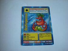 Carte Digimon RedVegiemon !!!