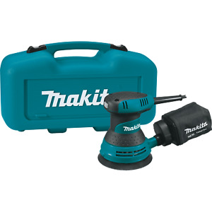 "Makita BO5030K-R 5"" Random Orbit Sander with Tool Case"