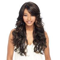 DREAM GIRL - FREETRESS EQUAL BAND FULL CAP SYNTHETIC WIG LONG WAVY HAIR WIG