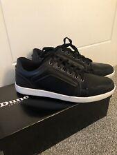 dune trainers black